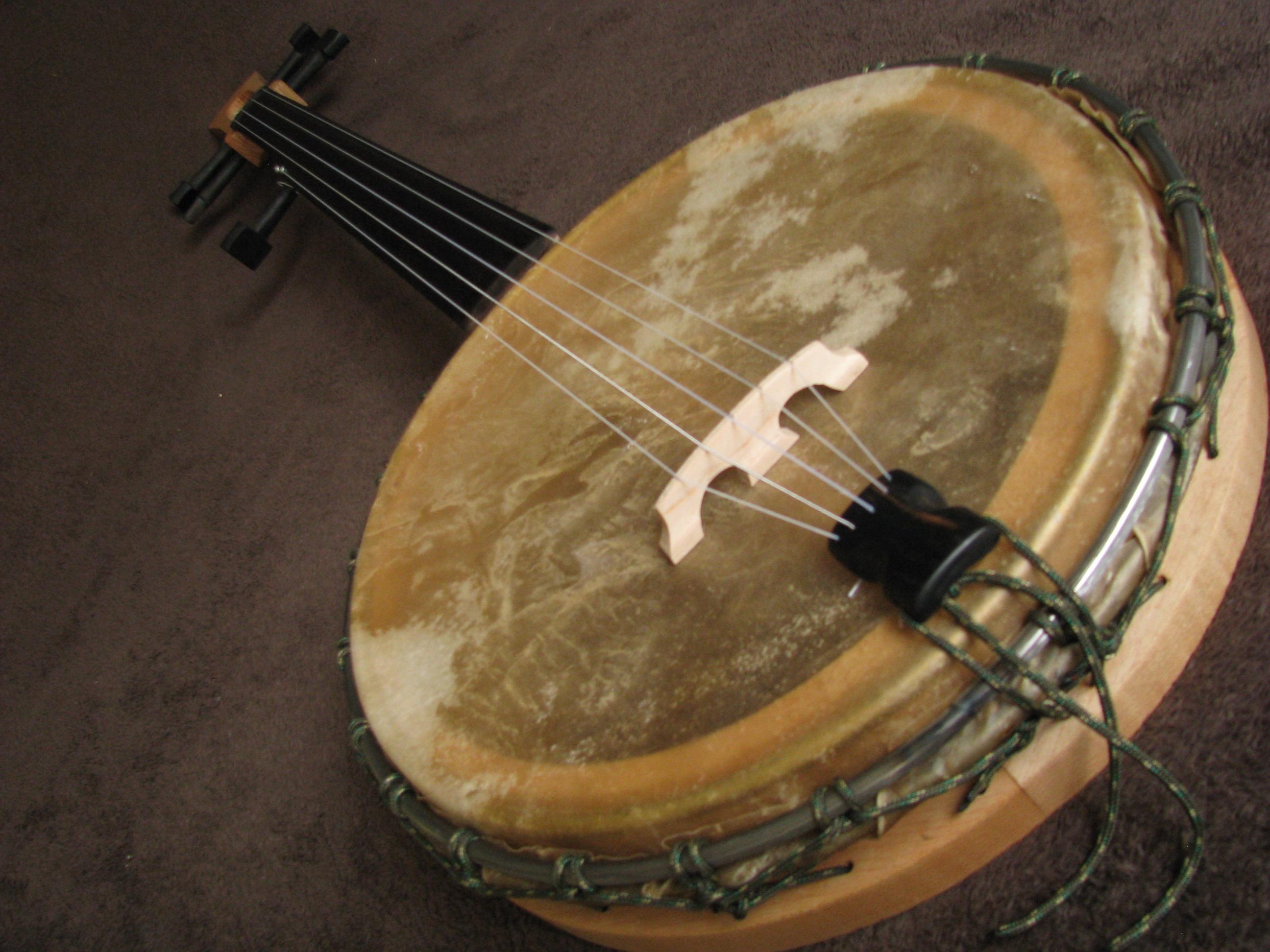 Banjo, no manufactured parts