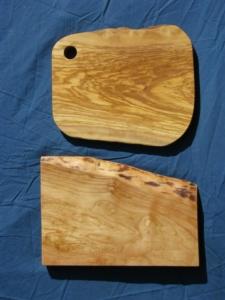 Olivewood cutting board